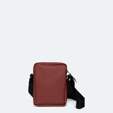 Rains Jet Bag in Maroon