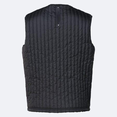 Rains Liner Vest in Black