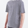 Lals Sennen Crew Tee in Sailor Stripe