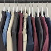 Dr Denim AW20 Fashion Collection choice with autumnal colour scheme