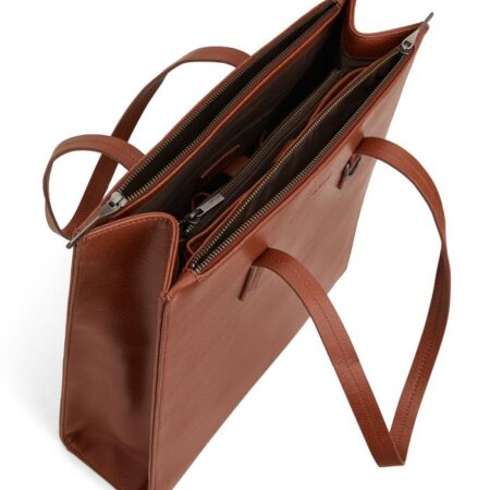 Matt & Nat Canci Dwell Tote Bag in Chai