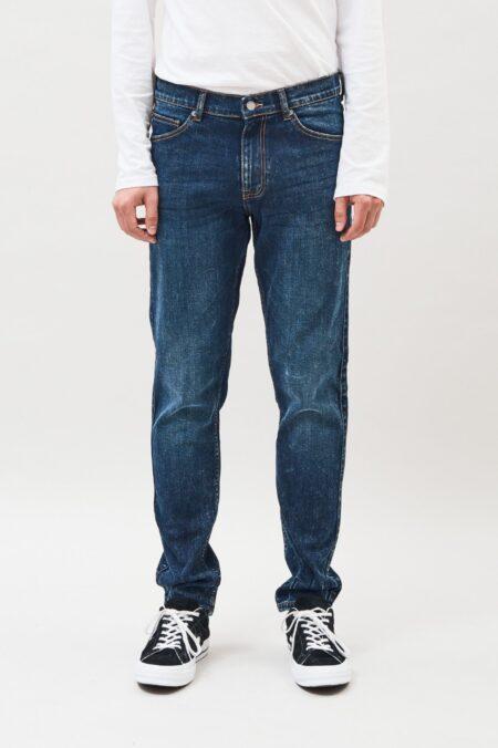 Dr Denim Asphalt Blue Clark Jeans