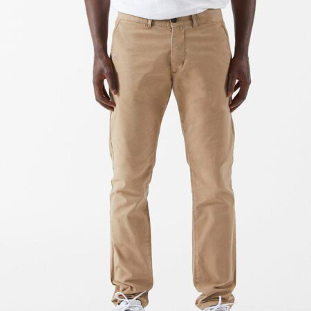 Dr Denim Clark Chino in Khaki