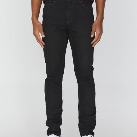 Dr Denim Clark Jeans in Black Soot