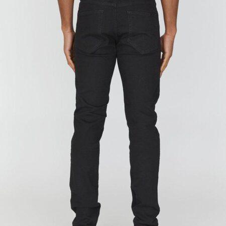Dr Denim Clark Jeans in Black Soot