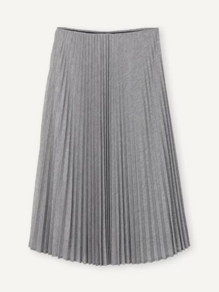 Libertine-LibertineCloser Hack Skirt in Silver