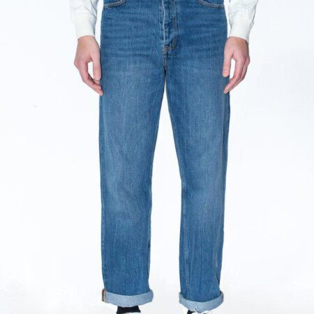 Dr Denim Dash Jeans in Drip Blue