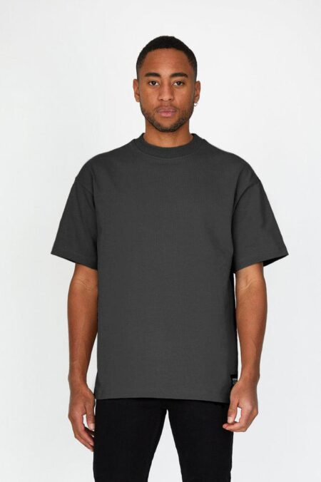 Dr Denim Major Tee in Graphite