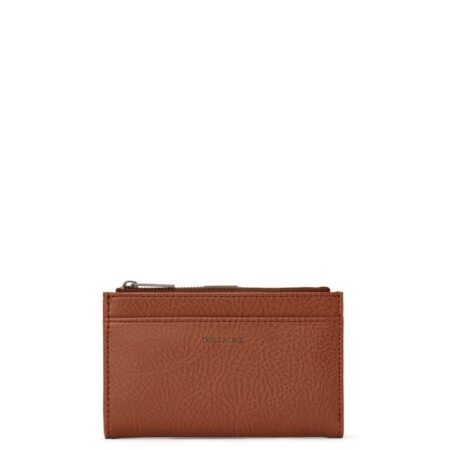 Matt & Nat Motiv Dwell Small Wallet in Chai