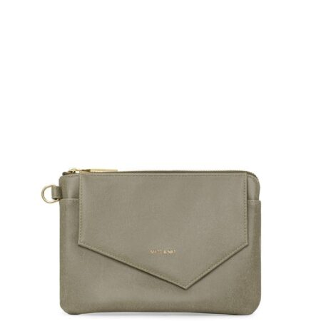 Matt & Nat Nia Vintage Wallet in Sage