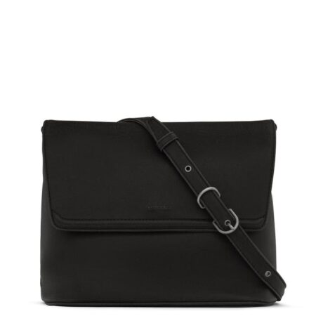 Matt & Nat Reiti Vintage Crossbody Bag in Black