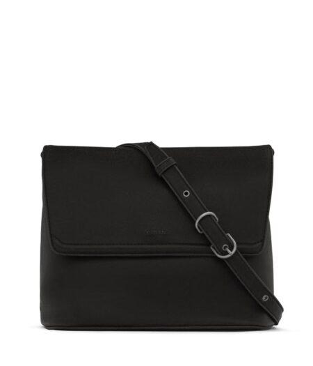 Matt & Nat Reiti Vintage Crossbody Bag in Black
