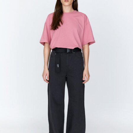 Dr Denim Valeria Tee in Rose Blush