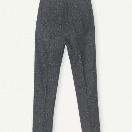 Libertine-LibertineBlade Venere Trousers in Grey Melange