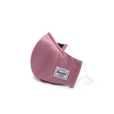 Herschel Supply Co. Classic Face Mask in Ash Rose