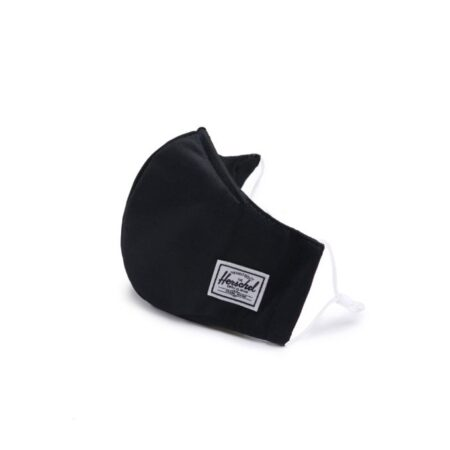 Herschel Supply Co. Classic Face Mask in Black