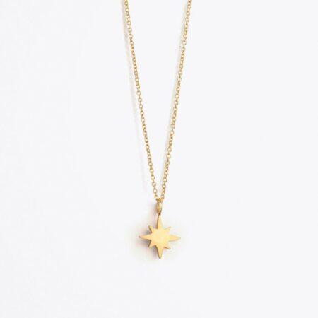 Wanderlust Life Petite Nova Gold Necklace