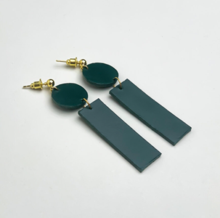 A Weathered Penny Le Forest Earrings