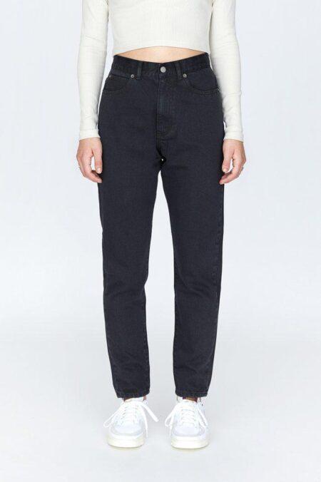 Dr Denim Nora Jeans in Graphite