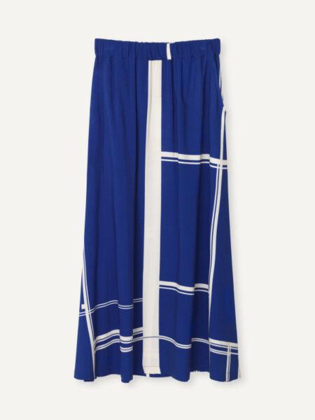 Libertine-LibertineBox Skirt in Limouges Blue