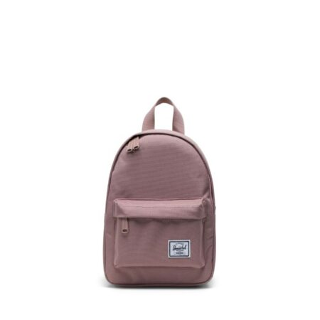 Herschel Supply Co Classic Mini Backpack in Ash Rose