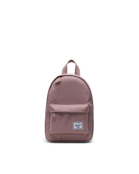 Herschel Supply Co Classic Mini Backpack in Ash Rose