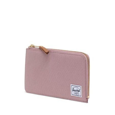 HerschelSupply CoJack Wallet in Ash Rose