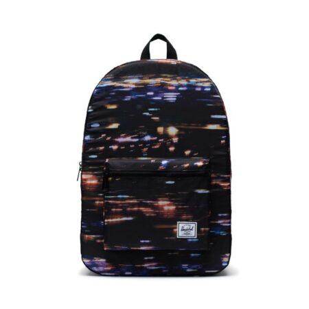 Herschel Supply Co Packable Daypack in Night Lights