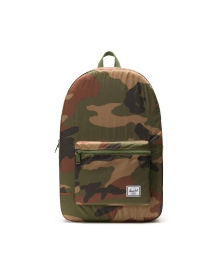 Herschel Supply Co Packable Daypack in Woodland Camo