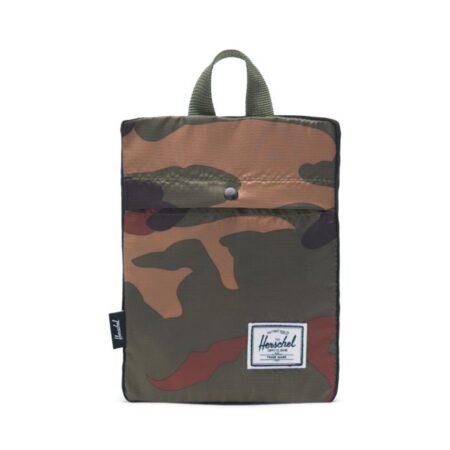 Herschel Supply Co Packable Daypack in Woodland Camo