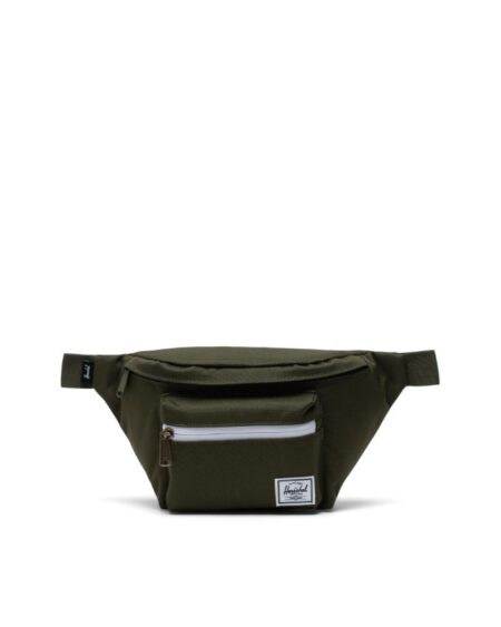 Herschel Supply Co Seventeen Hip Pack in Ivy Green
