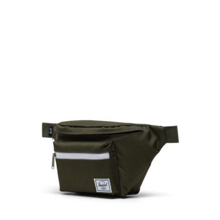 Herschel Supply Co Seventeen Hip Pack in Ivy Green