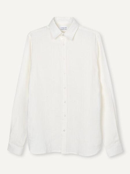 Libertine-Libertine Babylon Shirt in Off White
