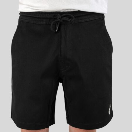 The Dudes Okay Shorts in Black