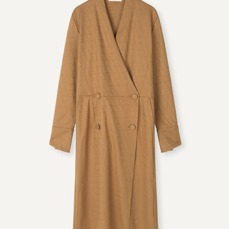 Libertine-Libertine Pair Dress in Camel