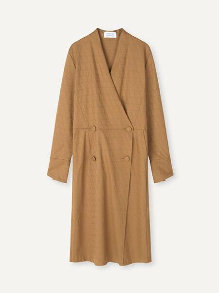 Libertine-LibertinePair Dress in Camel