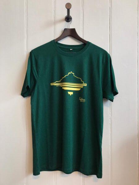 Fishboy PZ Bottle Green Men's Mount Tee