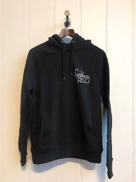 Fishboy PZ Logo Hoodie in Black