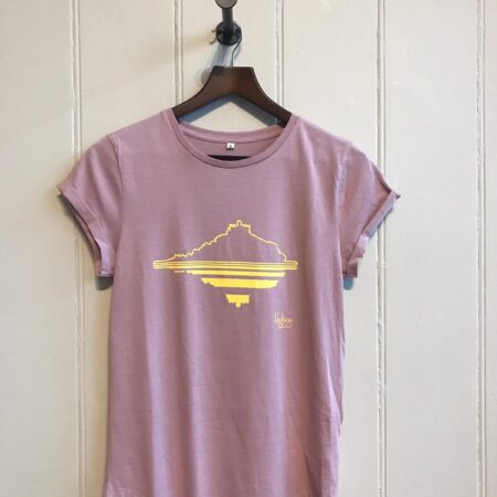 Fishboy PZ Women's Pink Mount Tee