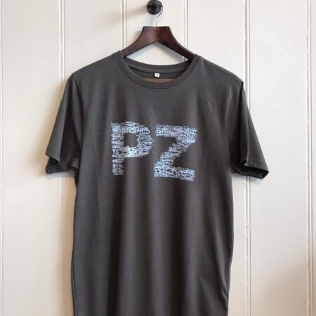 Fishboy PZ Charcoal Men's PZ Tee