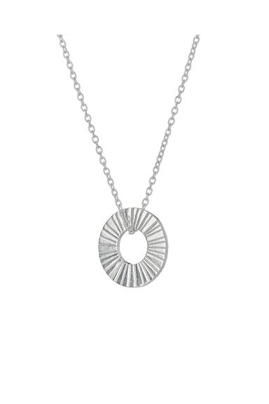 One and Eight Surfside Necklace in Silver