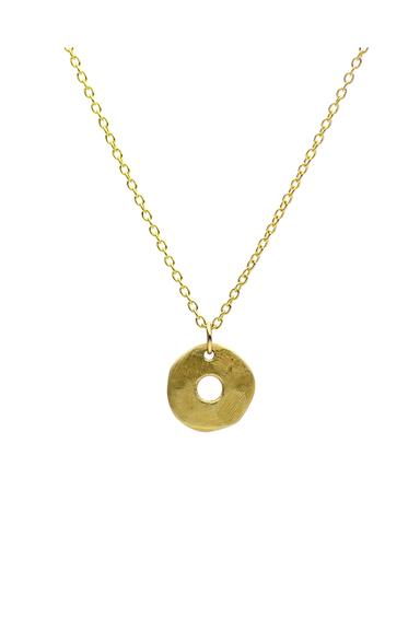 One and Eight Tolvan Necklace in Gold