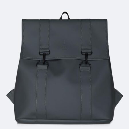 Rains MSN Bag in Slate