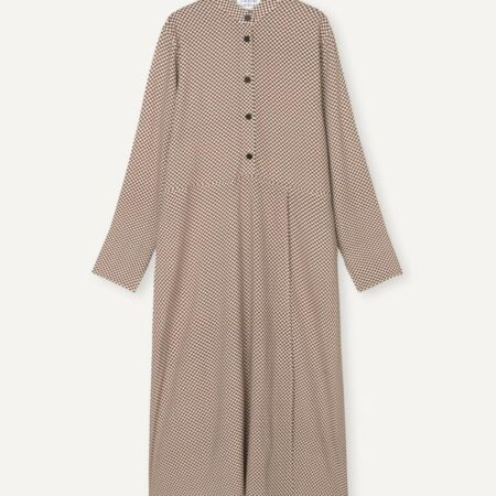 Libertine-Libertine Release Dress in Cinnamon