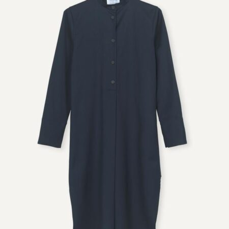 Libertine-Libertine Walk Dress in Dark Navy