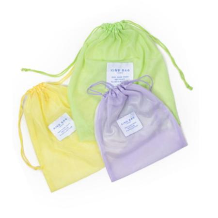 Kind Bag Mesh Bags - Set of 3